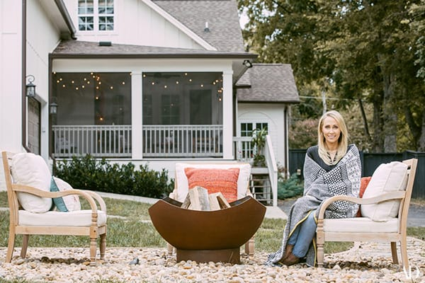 Home Tour: The Charming Cyrus Family Home in Nashville | HomeandEventStyling.com