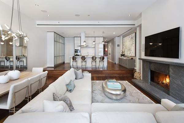 Home Tour: Bethenny Frankel's Chic Soho Apartment | HomeandEventStyling.com