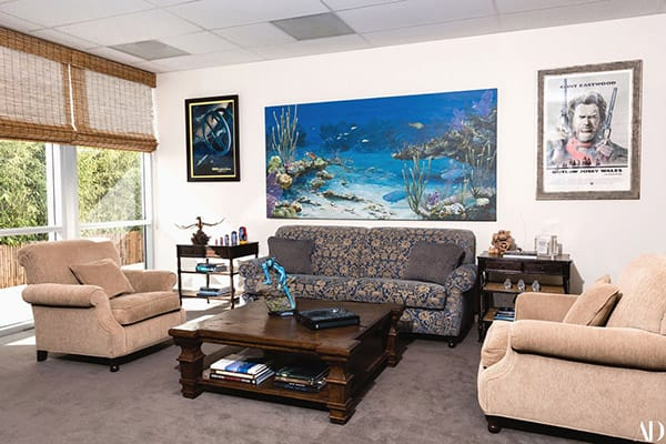 Office Tour: James Cameron's Avatar-Inspired Offices in Manhattan Beach | HomeandEventStyling.com