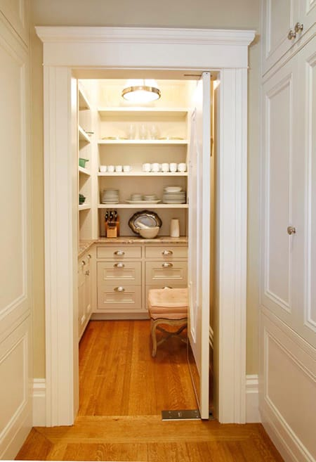 10 Enviable Kitchen Pantries You'll Want to Copy | HomeandEventStyling.com