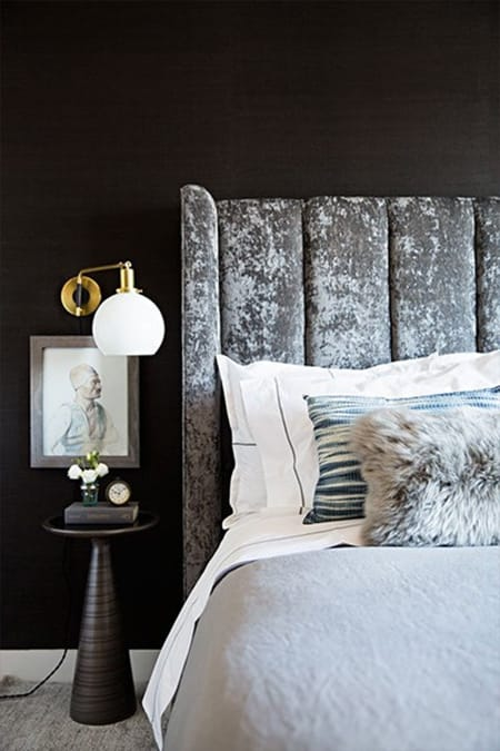 Rooms That Will Make You Crush on Crushed Velvet | HomeandEventStyling.com