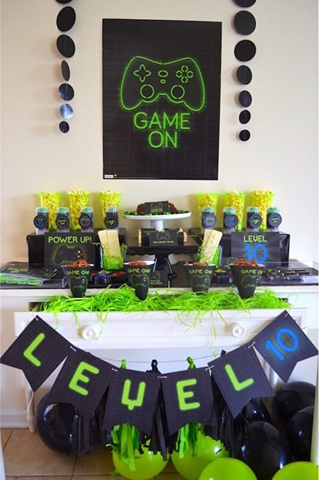 10 Fun Party Ideas for Boys | HomeandEventStyling.com