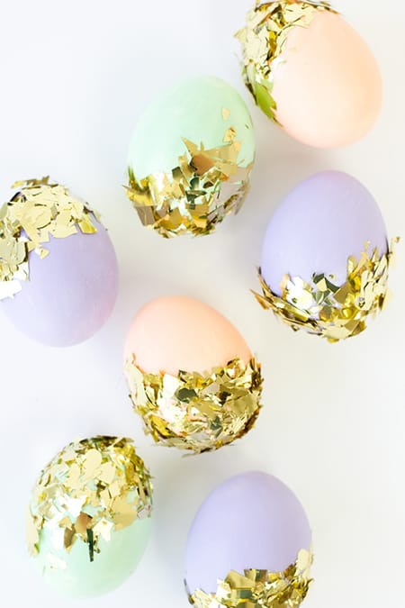 10 Ideas for More Glamorous Easter Decor | HomeandEventStyling.com