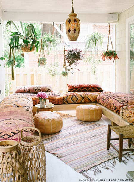 Decorating with a Beautiful Moroccan Influence | HomeandEventStyling.com