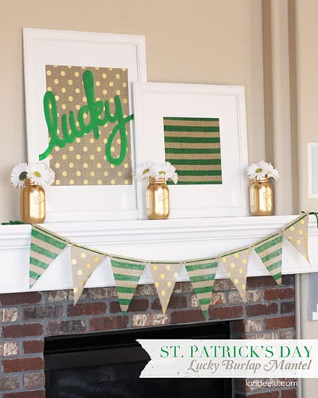 10 Cute and Creative St. Patrick's Day DIY Ideas | HomeandEventStyling.com