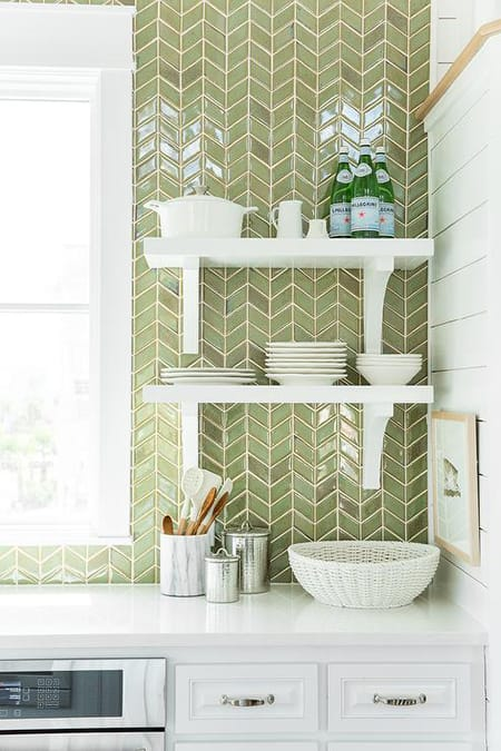 Inspiring Kitchens That Are Gorgeous in Green   HomeandEventStyling.com