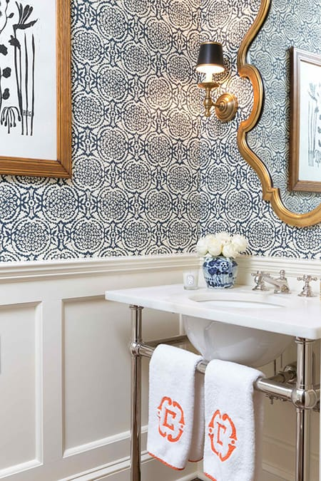 10 Monogrammed Decor Ideas to Put Your Stamp On It | HomeandEventStyling.com