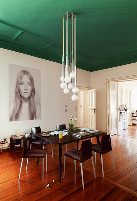 10 Bold Ceilings That Catch Your Attention | HomeandEventStyling.com