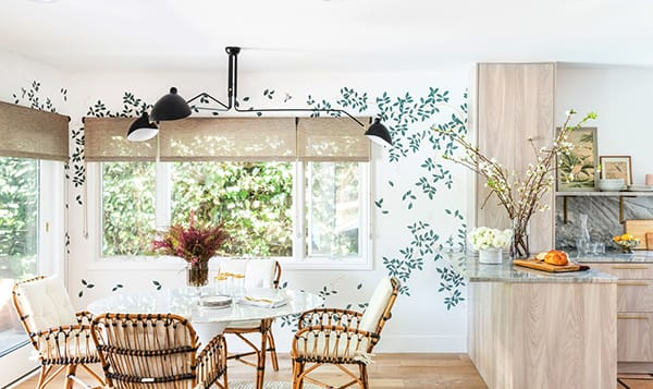 Home Tour: Whitney Port's Renovated Ranch House in California | HomeandEventStyling.com