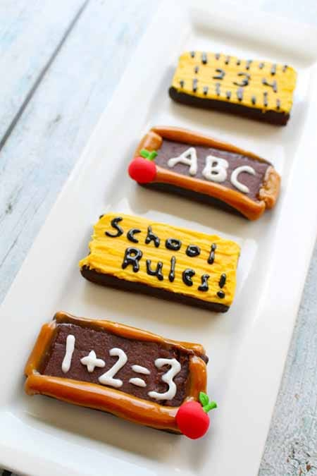 10 Fun and Creative DIY Back to School Treats | HomeandEventStyling.com