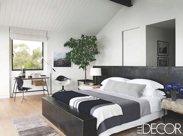 10 of the Most Chic and Desirable Celebrity Bedrooms | HomeandEventStyling.com