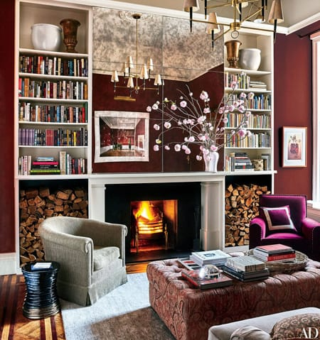 10 Chic and Cozy Celebrity Living Rooms | HomeandEventStyling.com