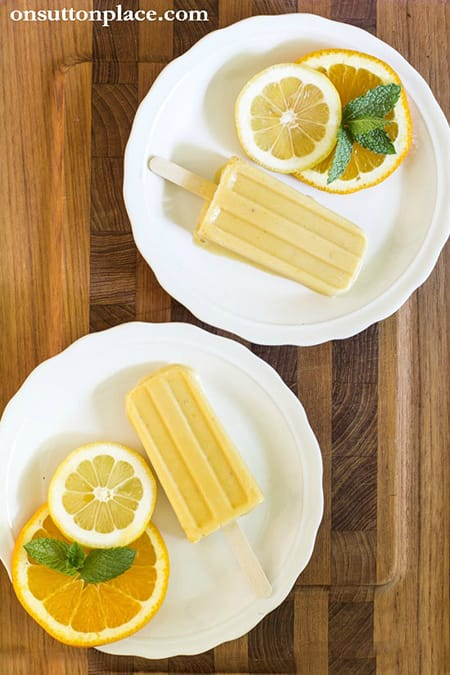 10 Delicious and Refreshing DIY Summer Treats | HomeandEventStyling.com