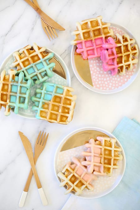 10 Fun and Feminine DIY Dessert Ideas | HomeandEventStyling.com