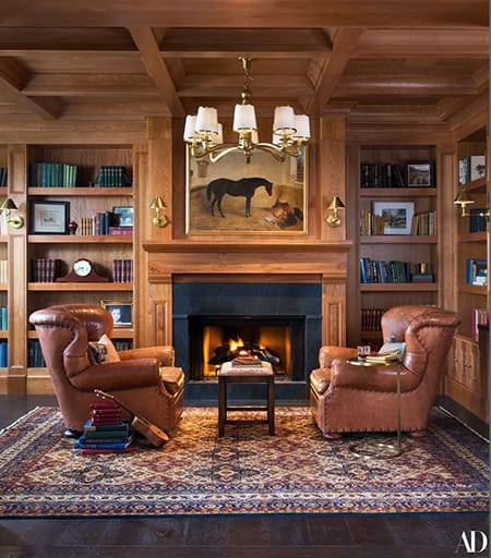 Home Tour: Felicity Huffman and William H. Macy's Charming Colorado Getaway | HomeandEventStyling.com