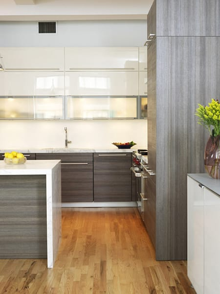 Going Clean and Modern with European Cabinets | HomeandEventStyling.com