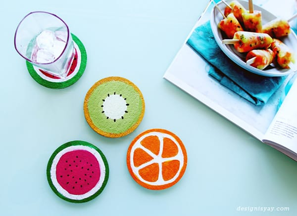 10 Fun and Creative DIY Projects for the Summer   HomeandEventStyling.com