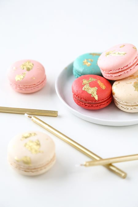10 Delicious (and Creative) Recipes for DIY Macaroons | HomeandEventStyling.com