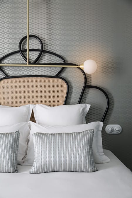 The Modern and Charming Hotel Panache in Paris | HomeandEventStyling.com