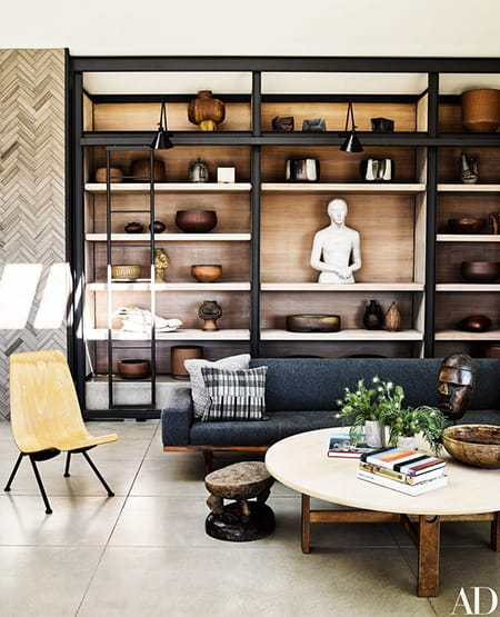 10 Minimalist Bookshelf Ideas for a Streamlined Look | HomeandEventStyling.com