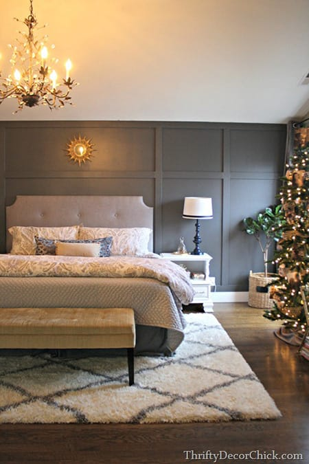 10 Inspiring Ideas for a Bedroom Accent Wall   HomeandEventStyling.com