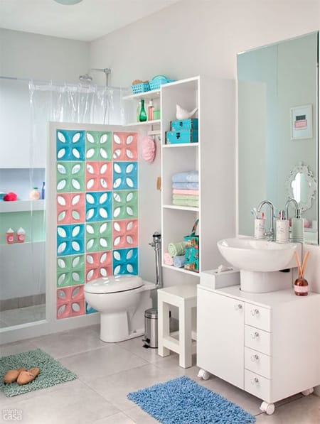 10 Adorable and Creative Children's Bathroom Ideas | HomeandEventStyling.com
