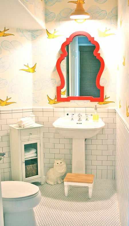 10 Adorable and Creative Children's Bathroom Ideas   HomeandEventStyling.com