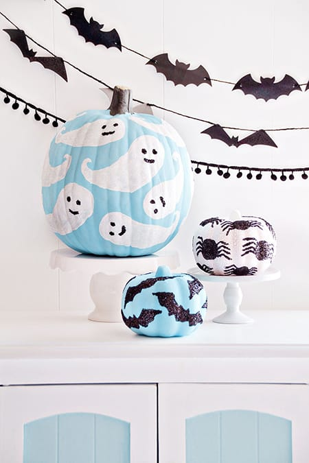 How to Shake Up Your Halloween Decor with Cheerful Colors | HomeandEventStyling.com