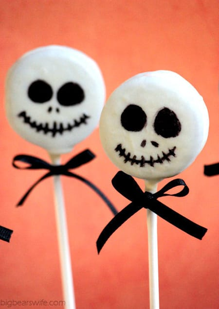 10 Creative and Yummy DIY Halloween Treats | HomeandEventStyling.com