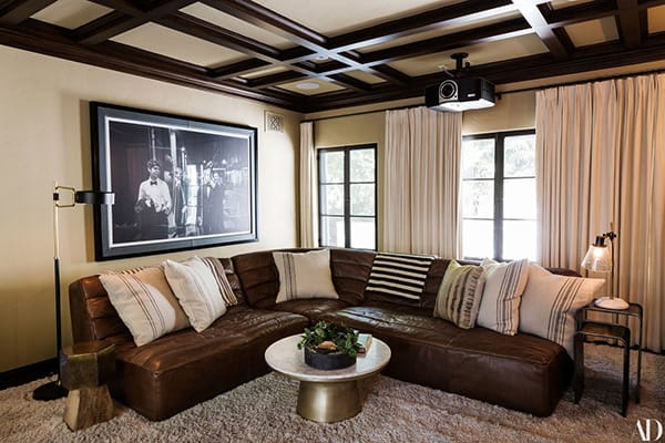 Home Tour: Jesse Tyler Ferguson's Charming 1928 Spanish Colonial   HomeandEventStyling.com