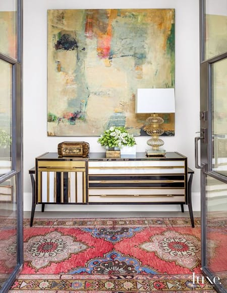 10 Stylish Entryways That Have Personality | HomeandEventStyling.com