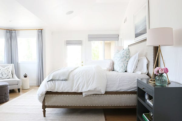 10 Bedrooms That Are Wonderful in White | HomeandEventStyling.com