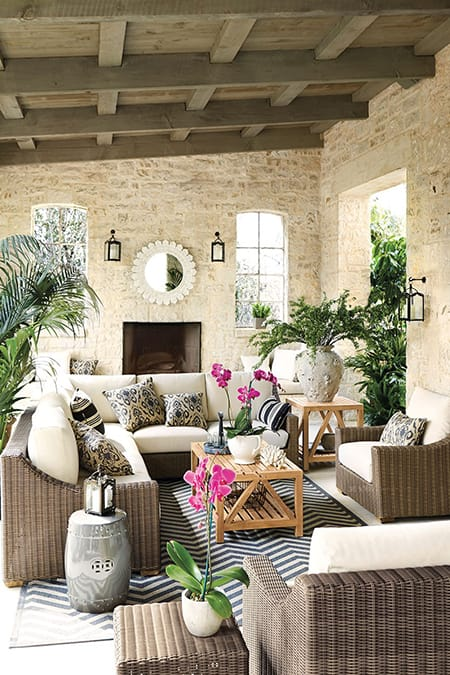 Beautiful Patios That Will Make You Want to Live Outside | MeganMorrisBlog.com