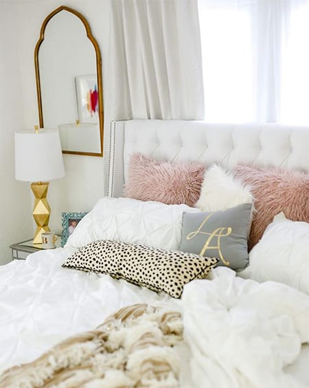 Bedroom Ideas So Cozy You'll Never Want to Leave | MeganMorrisBlog.com