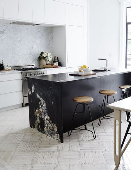 Giving Your Kitchen an Industrial Flair with Bar Stools | MeganMorrisBlog.com