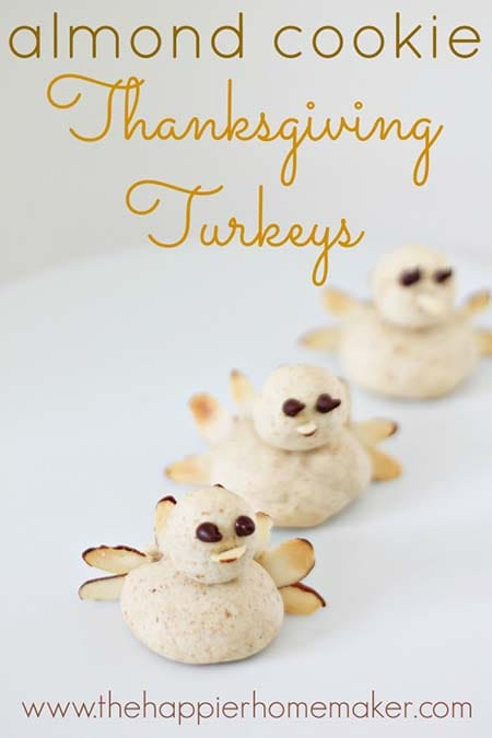 10 Fun and Creative Ideas for DIY Thanksgiving Treats | MeganMorrisBlog.com
