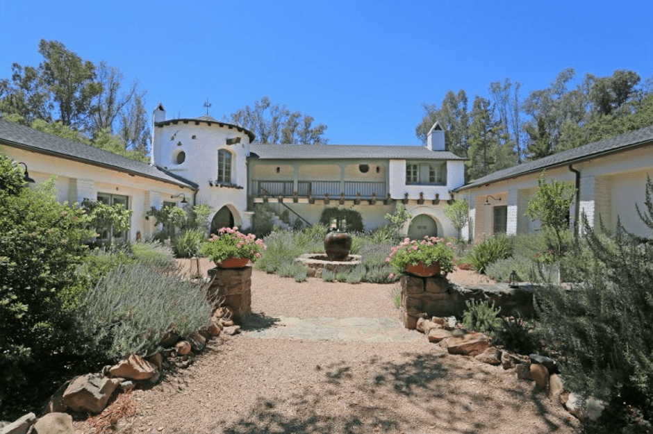 Reese Witherspoon Interior Design Ojai Ranch