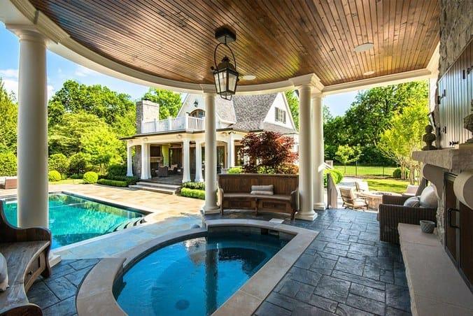 Reese Witherspoon Interior Design Nashville Estate