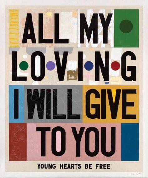 """All My Loving"" by David Spiller"