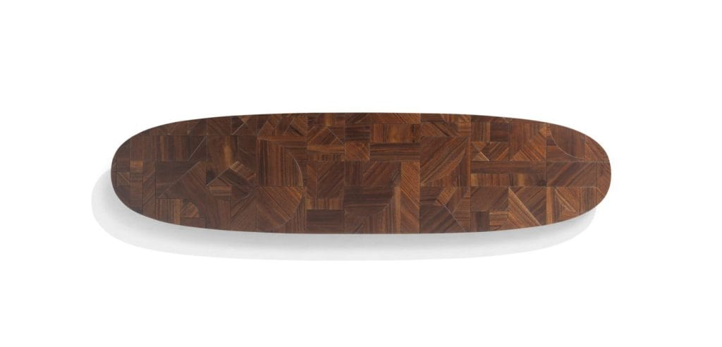 Patchwork Console table by Roche Bobois