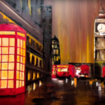 """Big Ben,"" a painting by Paula Haughey"