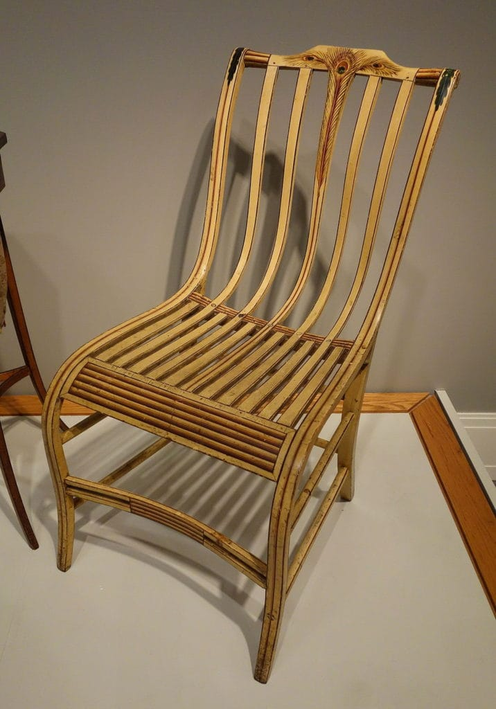 """Elastic Chair"" by Samuel Gragg"